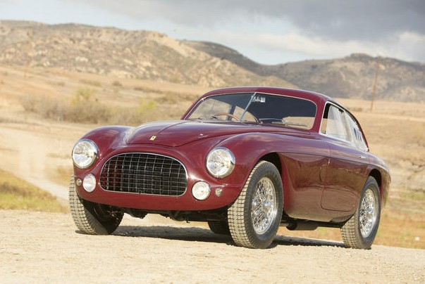 1951 Ferrari 212 Export Berlinetta