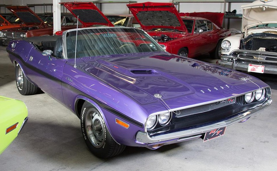 1970 Dodge Challenger RT Convertible