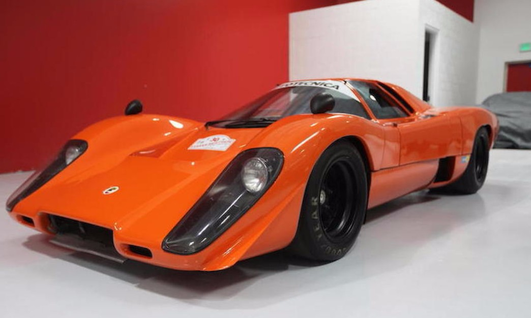 1969 McLaren M6GT Coupe | ClassicCarWeekly.net