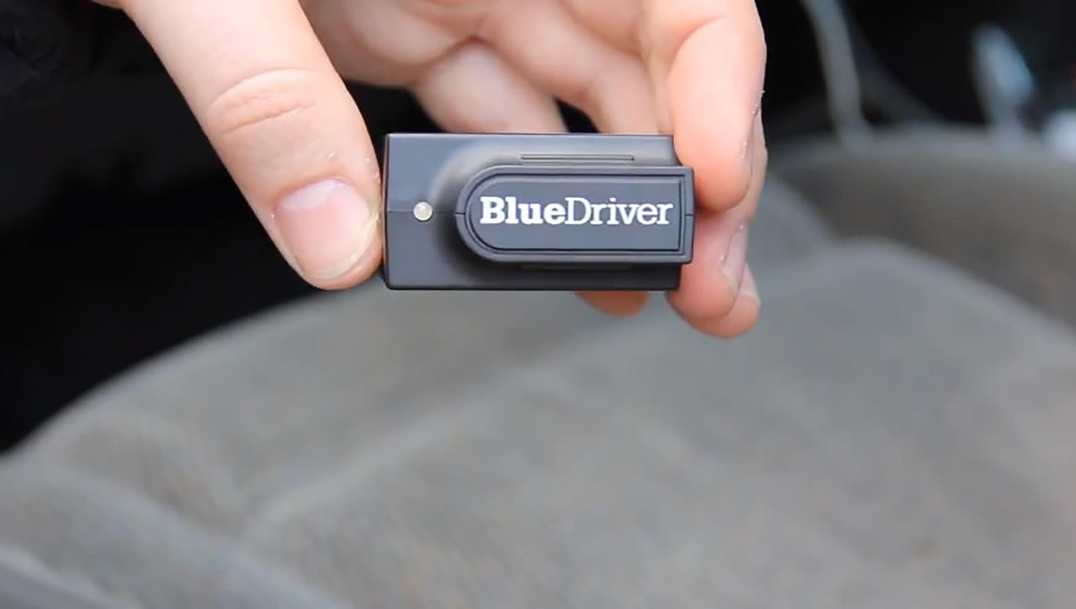 300dpi BlueDriverSensorInHand