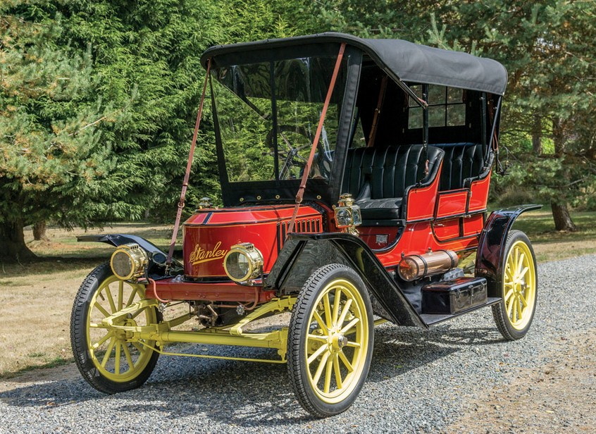 Five Pre-1920 Cars from RM\'s Hershey Sale | ClassicCarWeekly.net