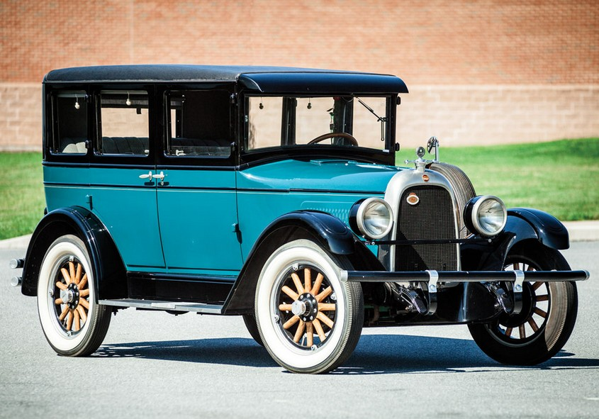 Whippet Car: Five Cars From The 1920s