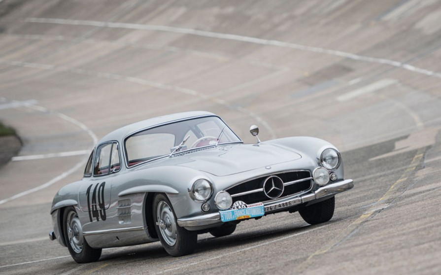 300sl archives for Mercedes benz race