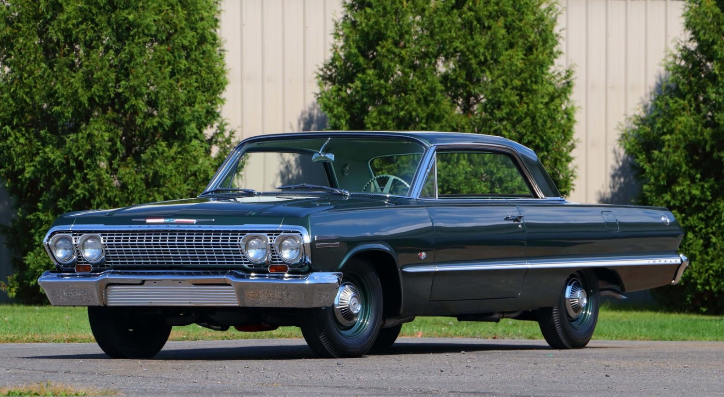 Chevrolet Impala Classiccarweekly Net