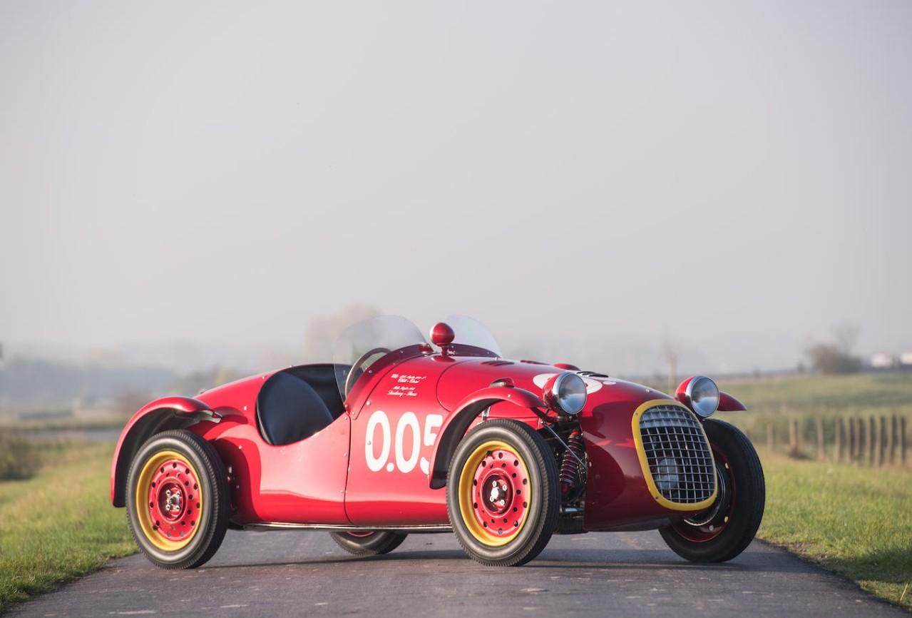 1950 fiat giannini 750 sport by lotti for Garage fiat paris
