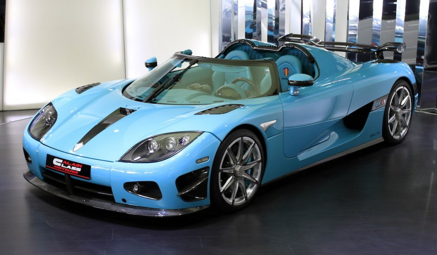 2010 Koenigsegg CCXR Special One | ClassicCarWeekly.net