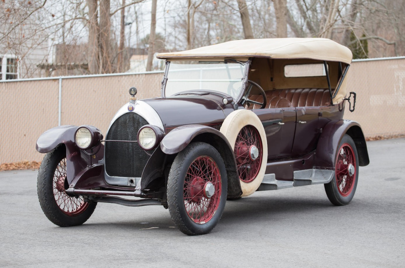 1920 Revere Model A Four Passenger Touring Classiccarweekly Net