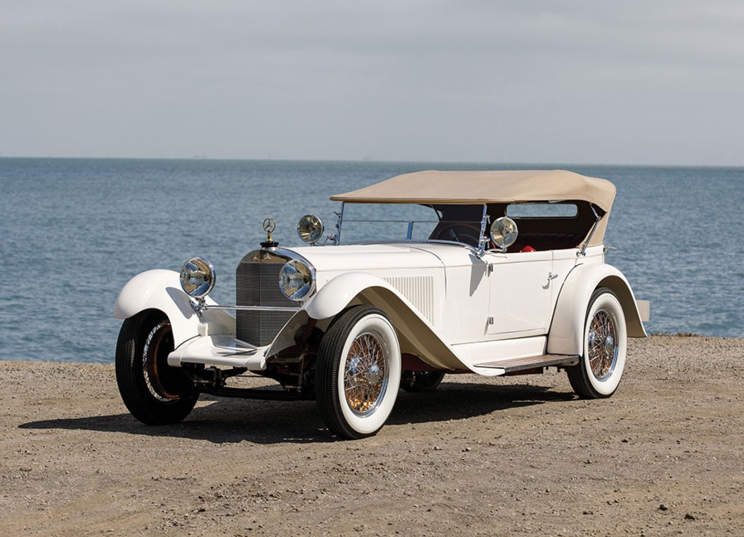 1928 mercedes benz s type 26 120 180 sports 4 by