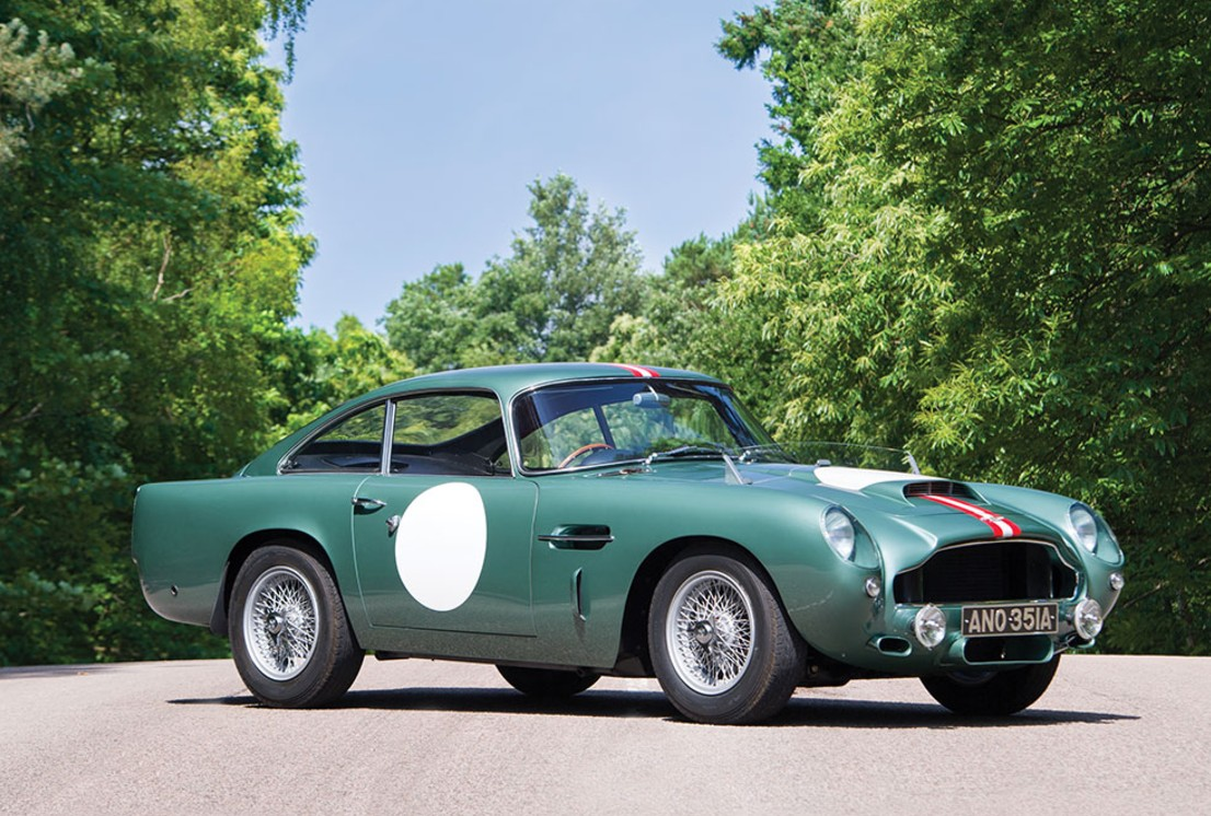 1959 aston martin db4gt prototype | classiccarweekly