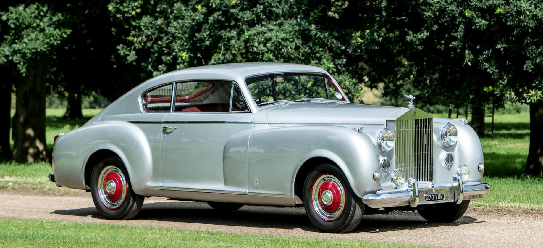 1951 rolls royce silver dawn fastback coupe by pininfarina