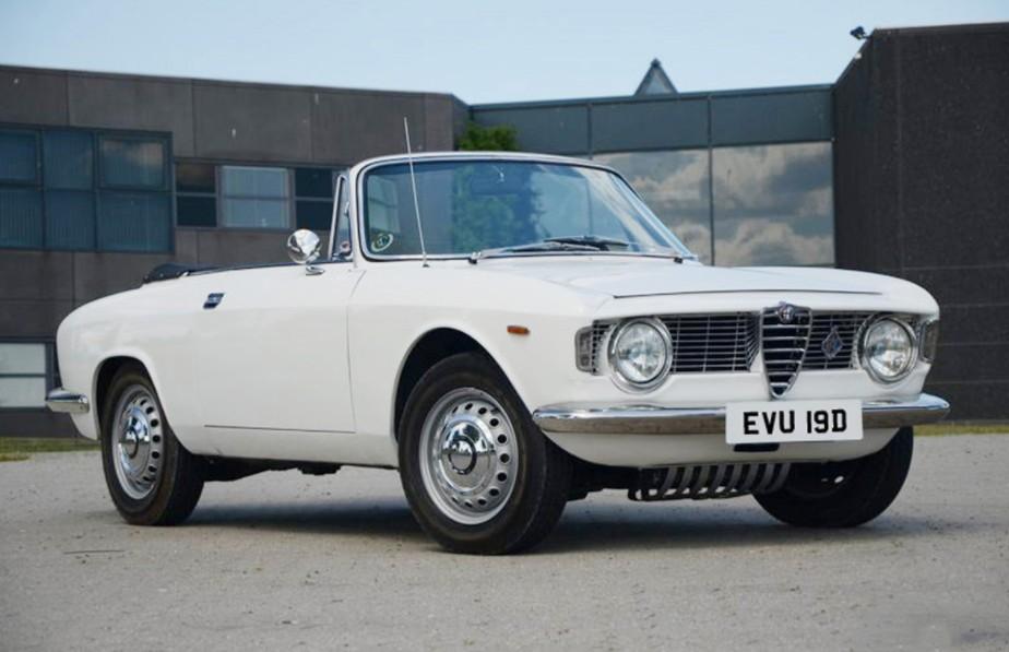 1966 Alfa Romeo Giulia Gtc Classiccarweekly Netclassiccarweekly Net