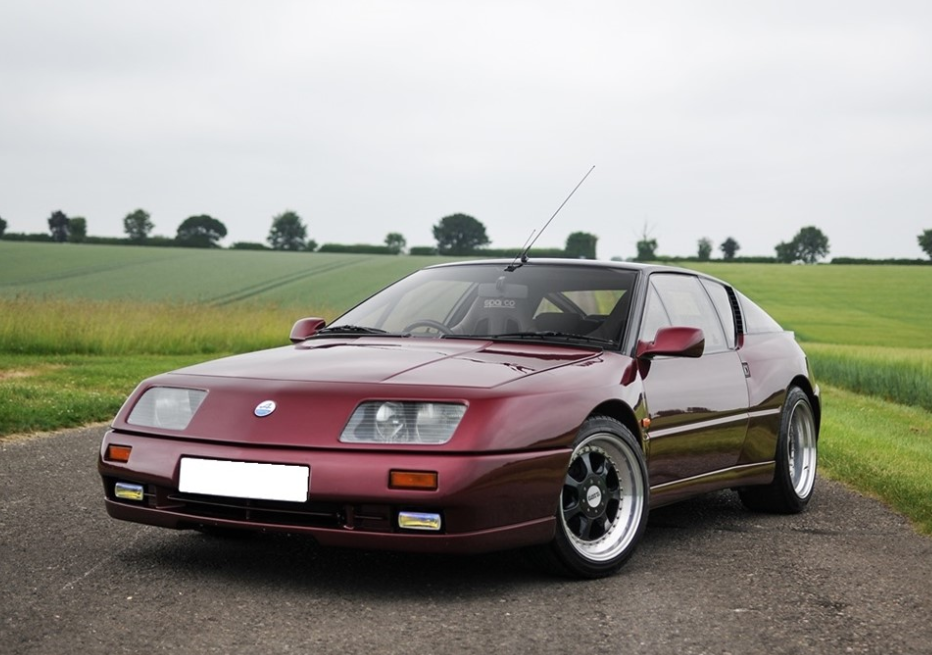 1991 Renault Alpine GTA V6 Turbo Le Mans | ClassicCarWeekly