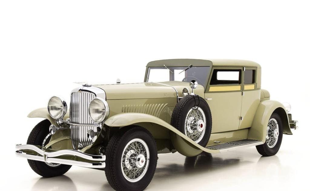 Duesenberg For Sale >> 1932 Duesenberg Model J Victoria Coupe By Judkins